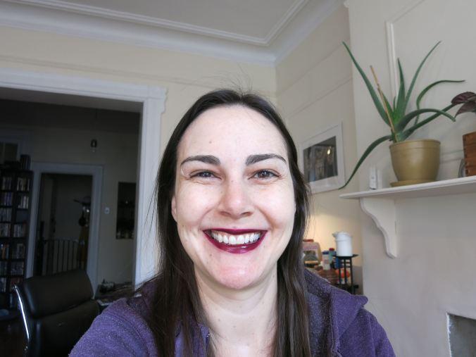 Obsessive Compulsive Cosmetics Matte Lip Tar in Black Dahlia
