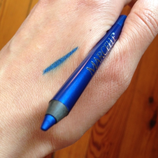Marcelle Waterproof Eyeliner, Electric Blue swatch - Birchbox