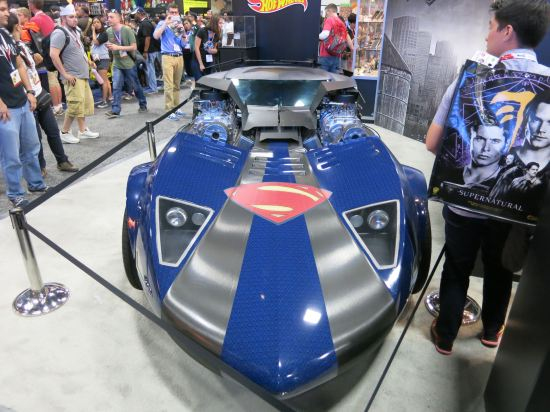 Supermanmobile (if that's what it's actually called).