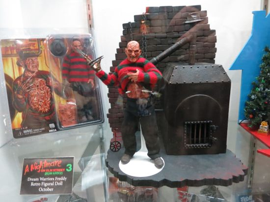 Nightmare on Elm Street action figure set (NECA).