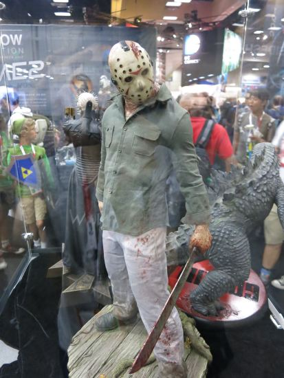 Jason Voorhees at Sideshow Collectibles.