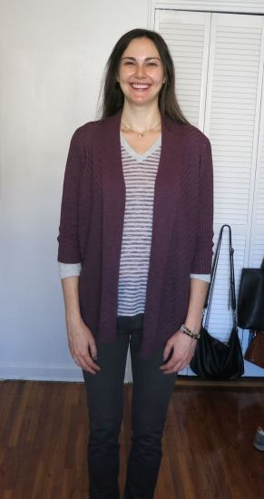 Skies are Blue Abela Open Cardigan - Stitch Fix