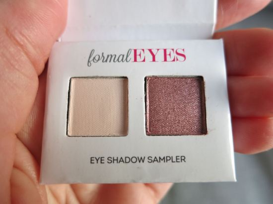 Coastal Scents styleEYES eyeshadow duo formal eyes - Birchbox