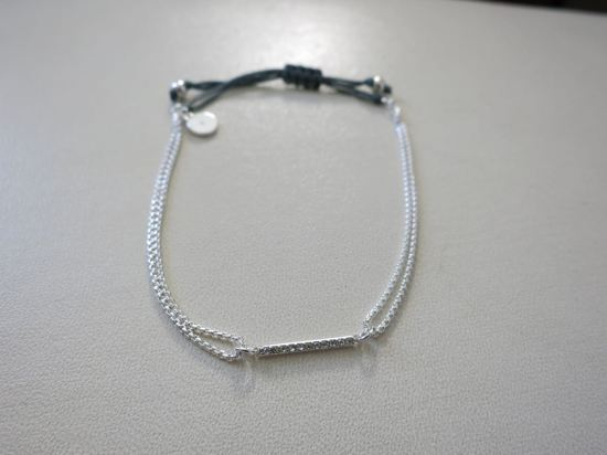 Pave Wishing Bracelet in Silver - Stella & Dot