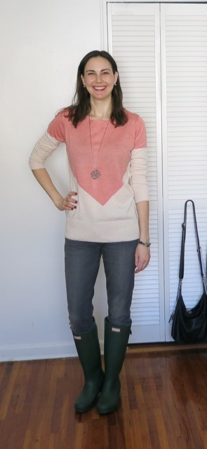 41Hawthorn Presley Colorblock Button-Back Sweater - Stitch Fix