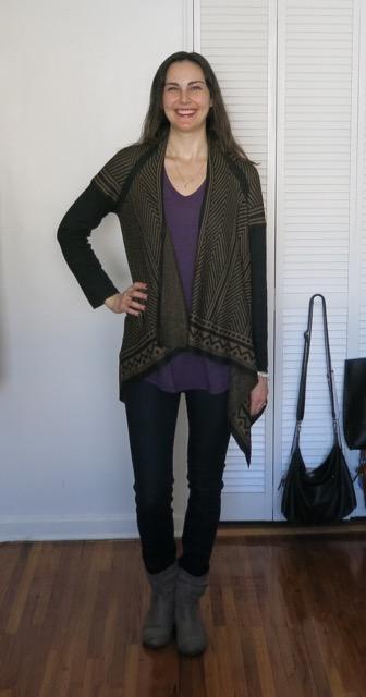 Laila Jayde Donegan V-Neck Knit Top - Stitch Fix