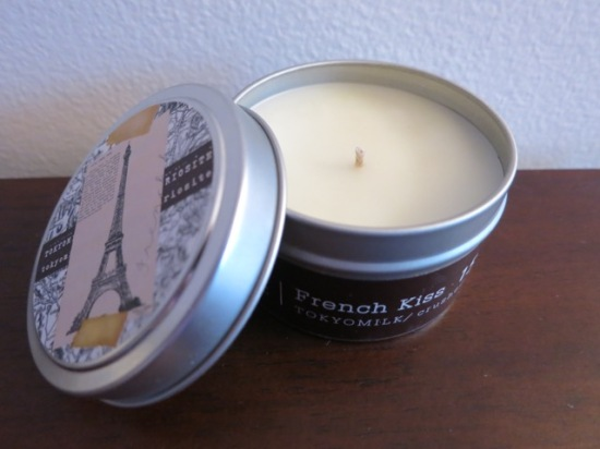TokyoMilk French Kiss Travel Candle No. 15