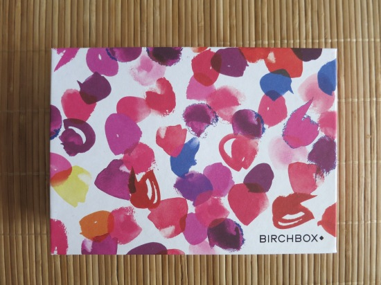 July 2016 Birchbox design