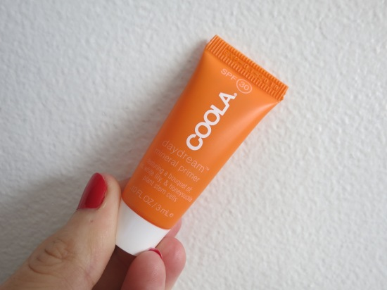 Coola Mineral SPF 30 Daydream Makeup Primer | Birchbox sample