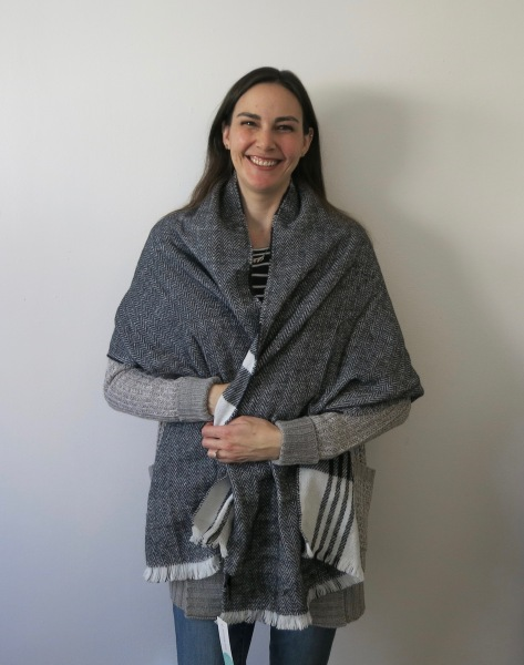 The Accessory Collective Winston Plaid Scarf | Stitch Fix