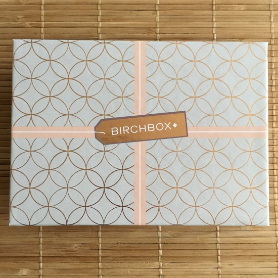 December 2016 Birchbox design