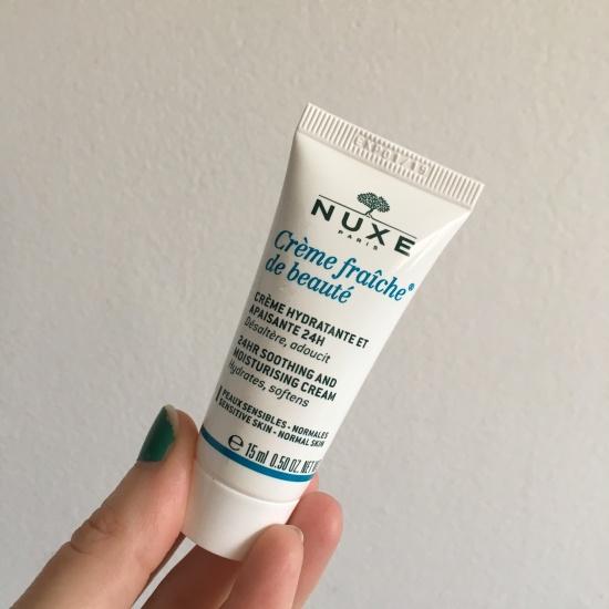 NUXE Moisturizer Cream Crème Fraiche® de Beauté | Birchbox