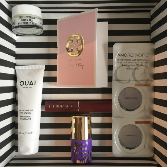 Play! by Sephora January 2017 samples