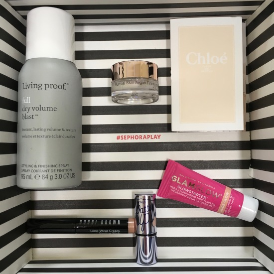 Play! by Sephora March 2017 Samples