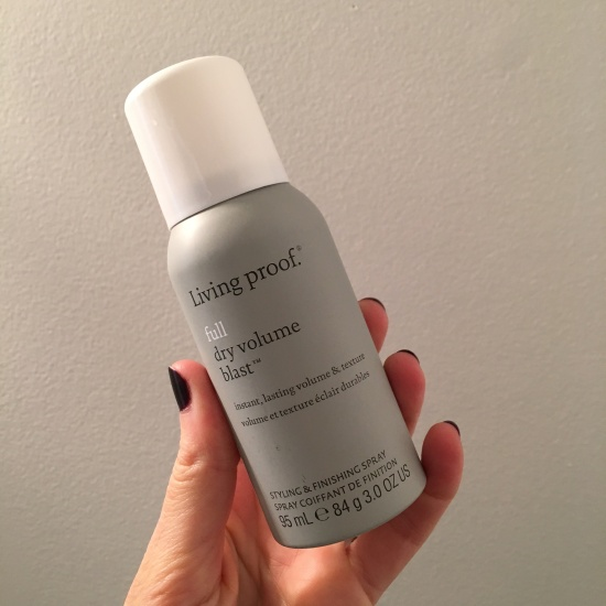 Living proof full dry volume blast | Play! by Sephora