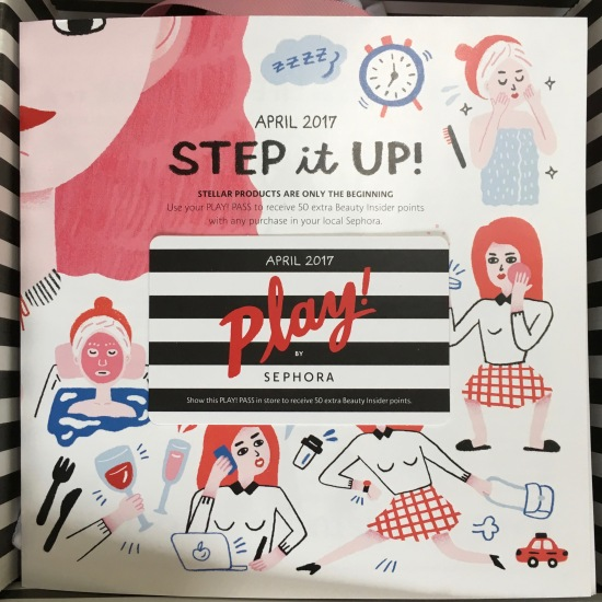 April 2017 | Play! by Sephora