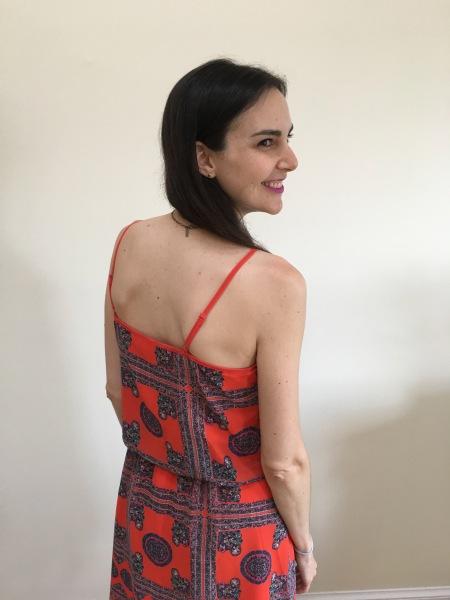 Pixley Mavis Dress back | Stitch Fix