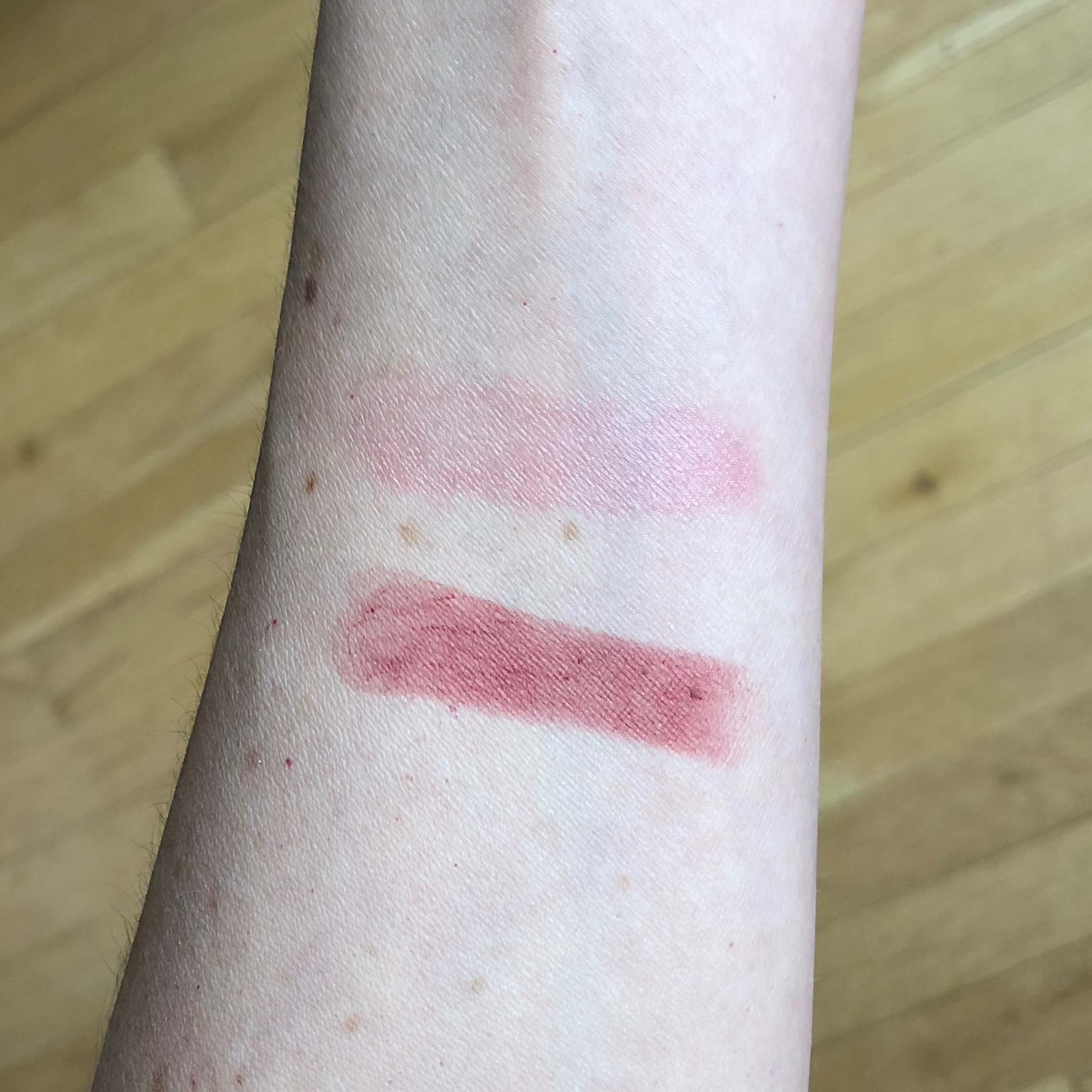Lipstick Comparison: Glossier Generation G vs. ColourPop Blotted Lip ...