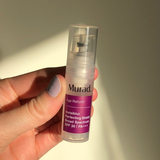 Murad Invisiblur Perfecting Shield Broad Spectrum SPF 30 PA+++ | Play! by Sephora