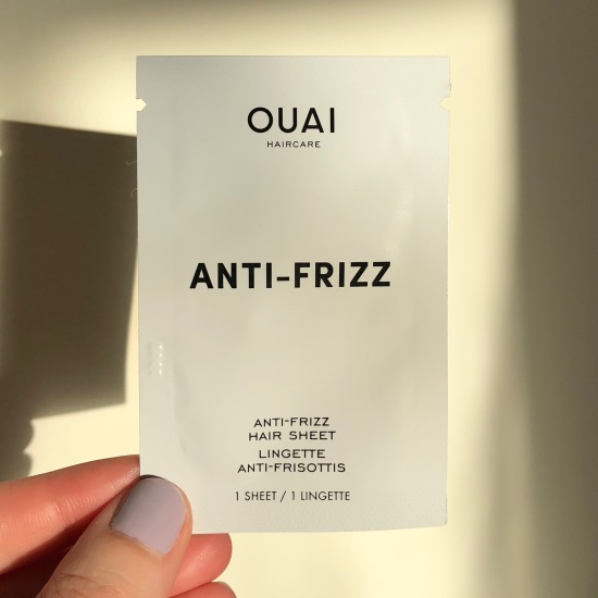 Ouai Anti-Frizz Sheets | Play! by Sephora